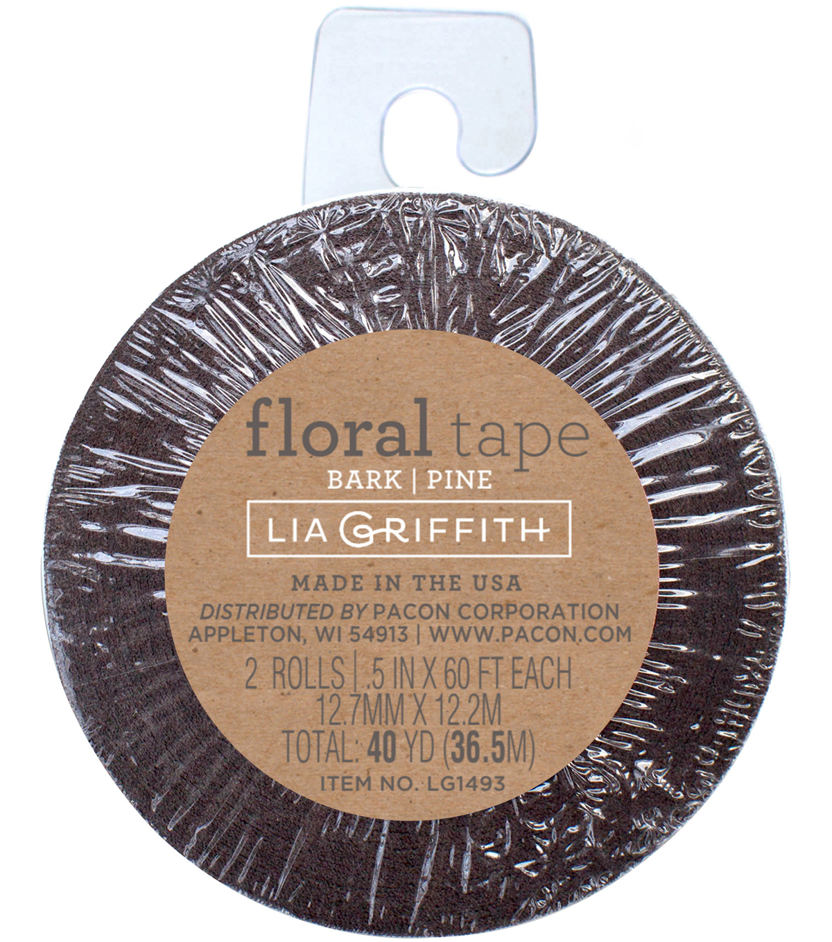 Lia Griffith Bark & Pine Floral Tapes
