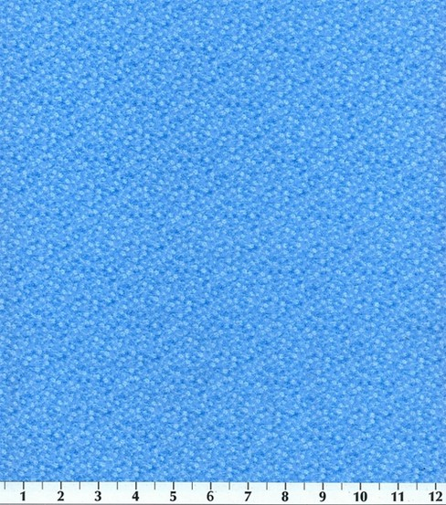 Keepsake Calico Cotton Fabric -Light Blue Illusions Floral