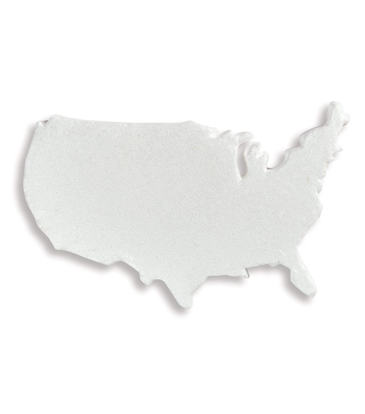 FloraCraft SmoothFoam 10\u0027\u0027 Styrofoam USA-White