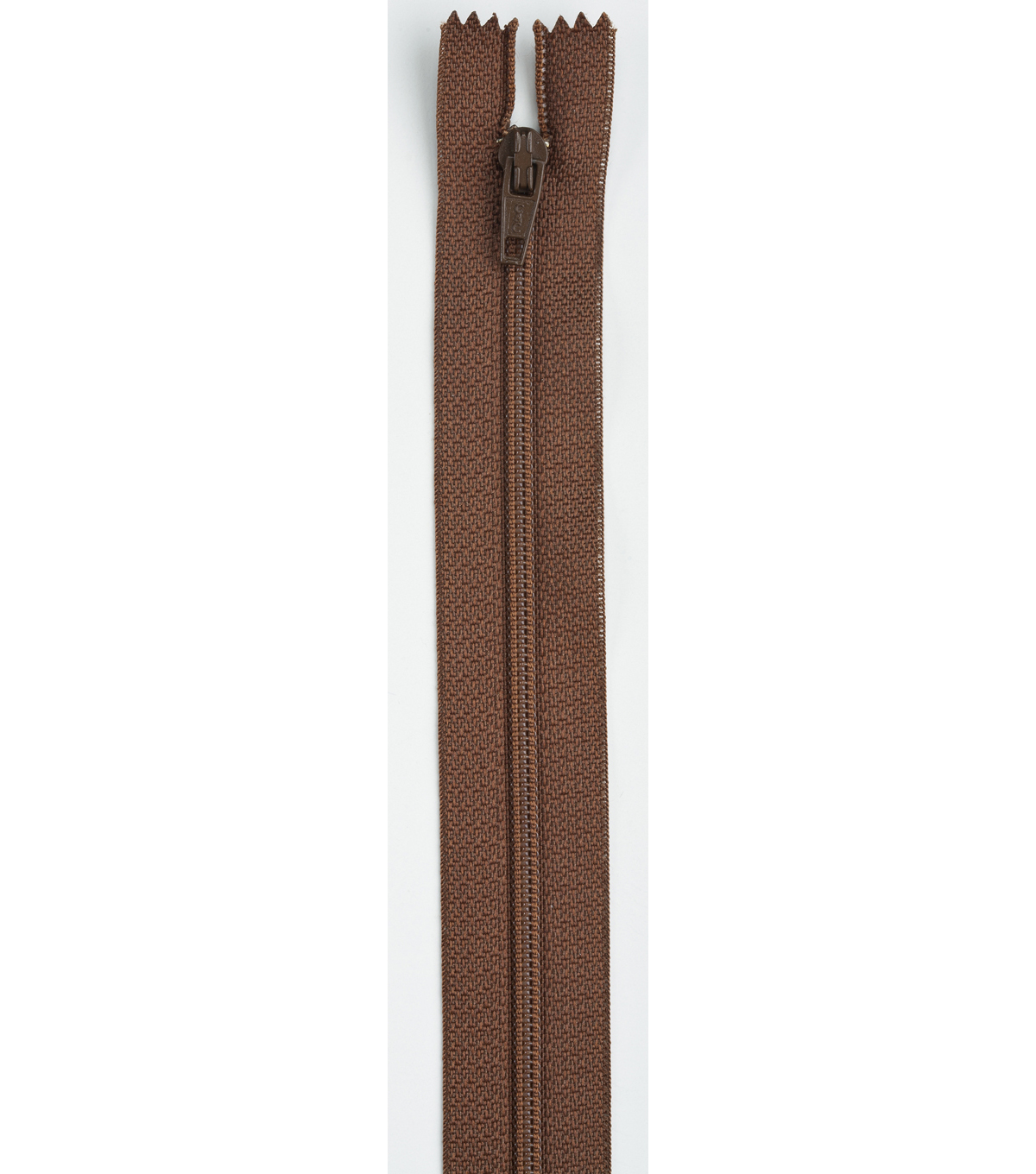 Coats & Clark All-Purpose Plastic Zipper 14\u0022 , London Tan
