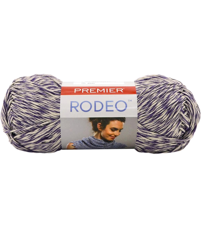 Premier Rodeo Yarn-Dark Red 3 Pack