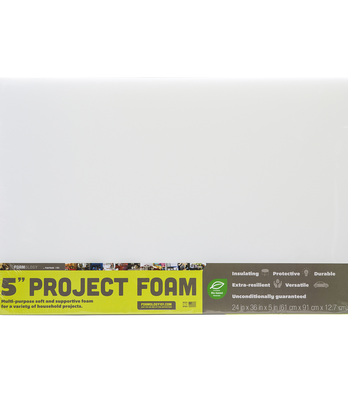 Project Foam 24\u0022 x 36\u0022 x 5\u0022 thick