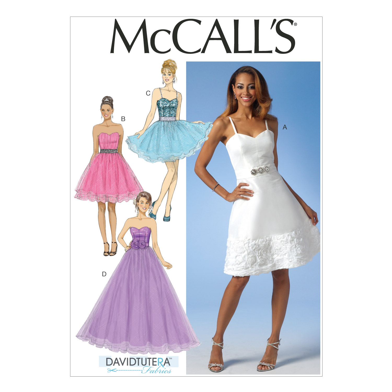 McCall\u0027s Misses Special Occasion-M7049