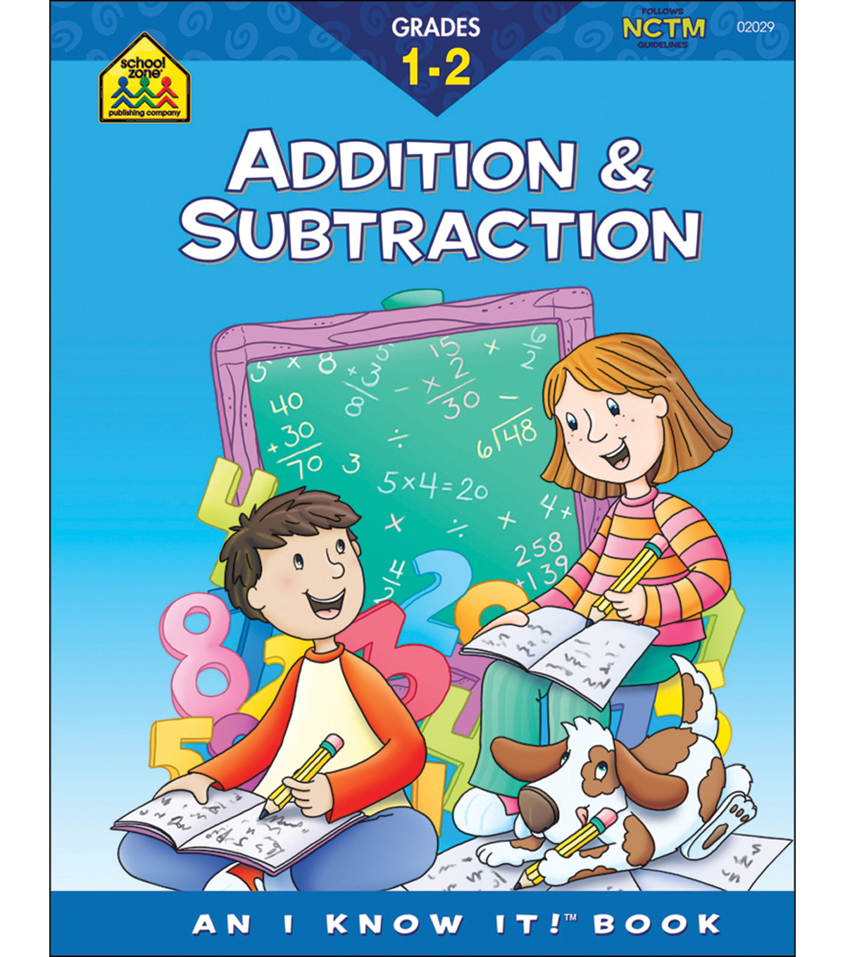 School Zone Curriculum Workbooks-Addition & Subtraction | JOANN