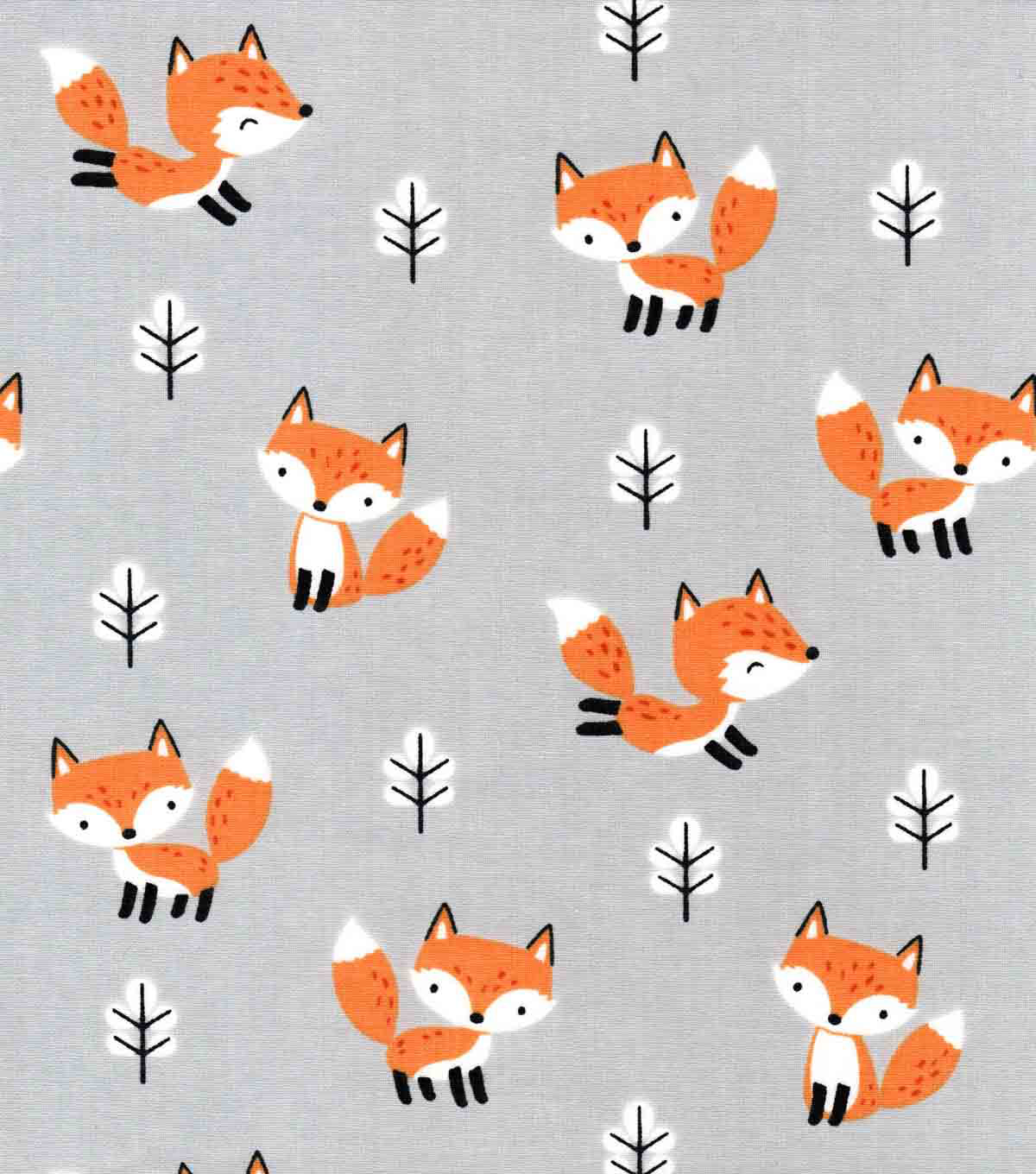 Forest Animals Iron On T-Shirt Transfer Print Fox