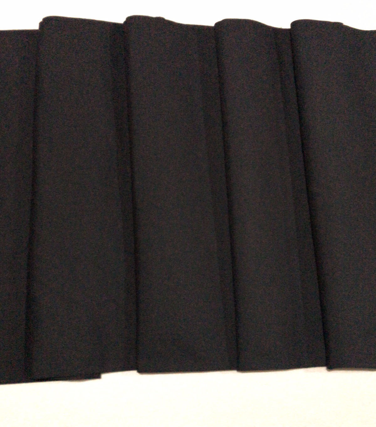 The BIG Bolt Symphony Broadcloth Fabric 45\u0027\u0027x50 yds-Black