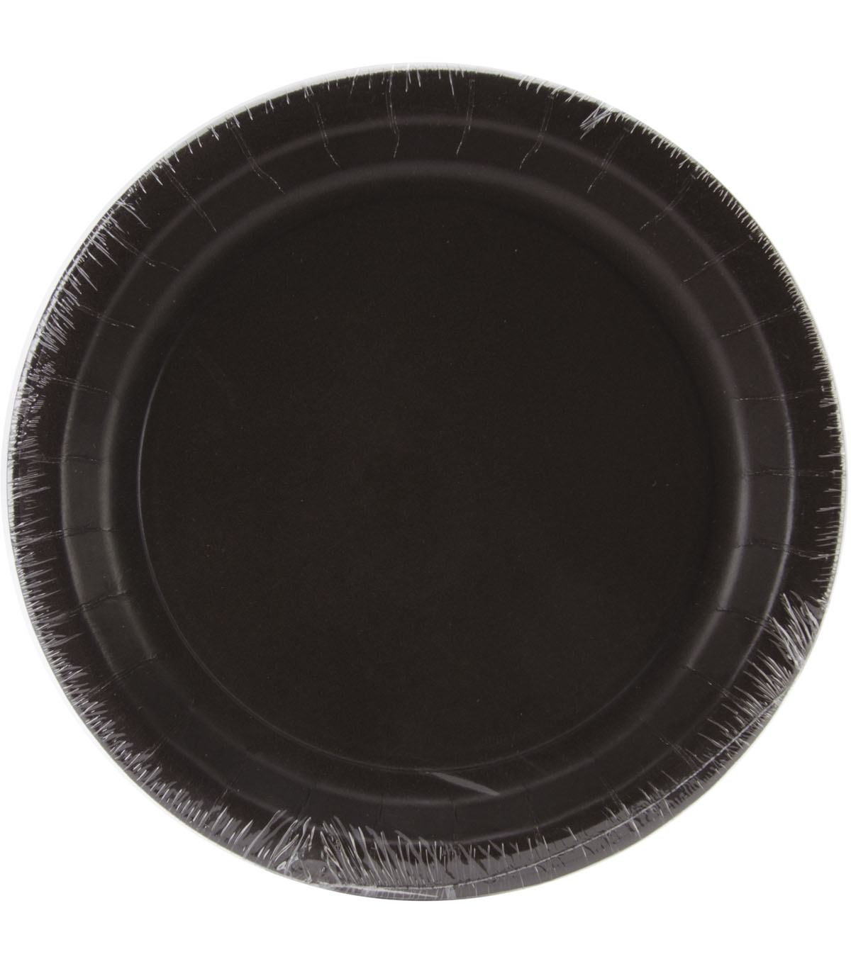 Creative Expressions 24 pk 8.75\u0027\u0027 Dinner Plates-Chocolate Brown
