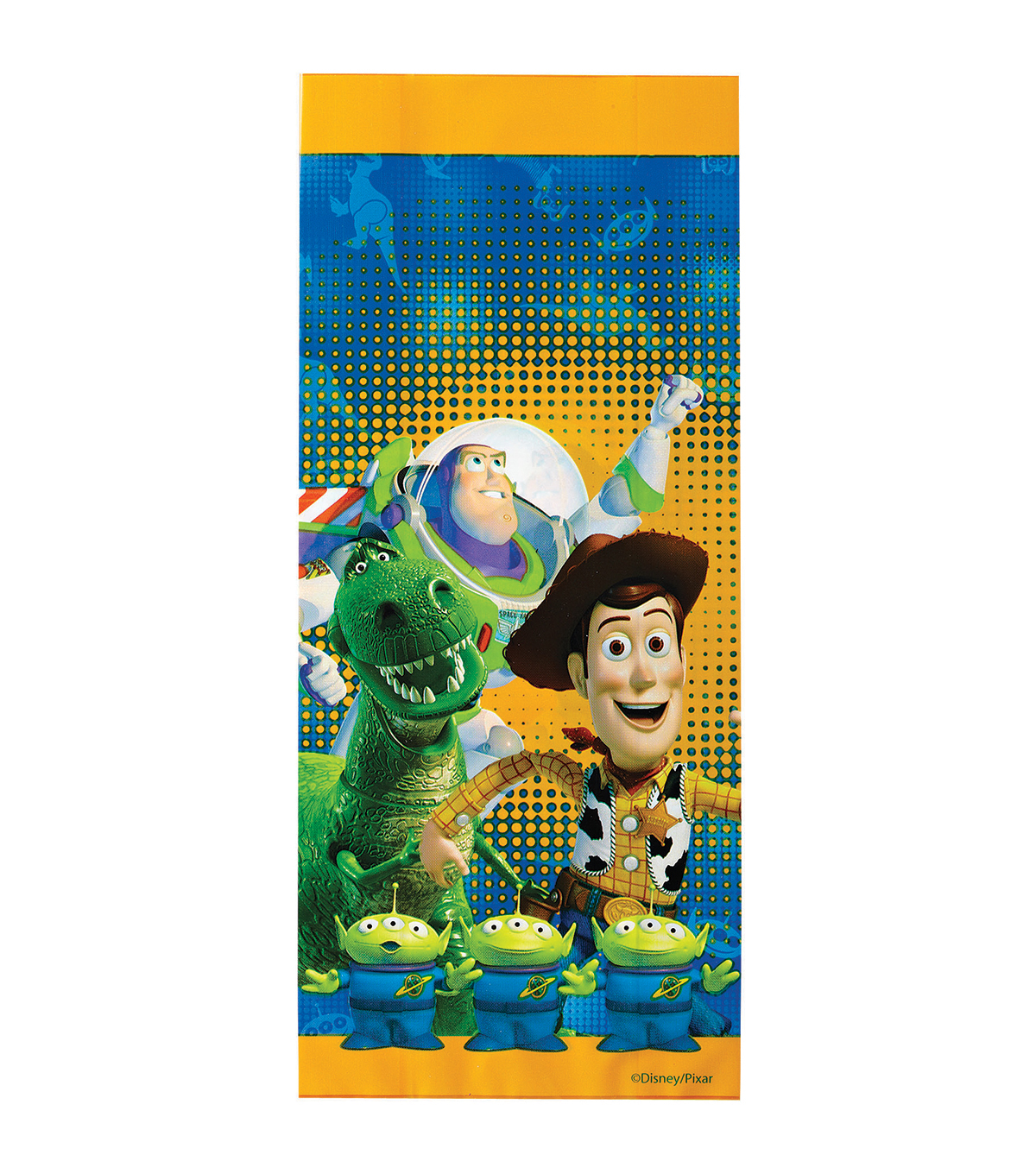 Wilton Treat Bags 4\u0022X9.5\u0022 16/Pkg-Toy Story