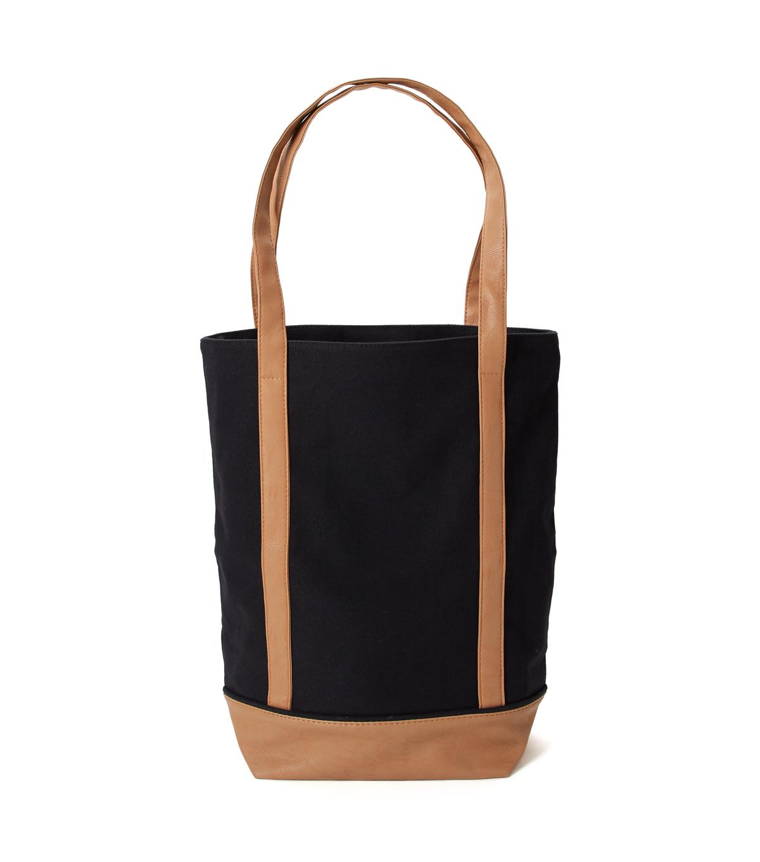 cc1be6b260ce Canvas Tote Bag-Black