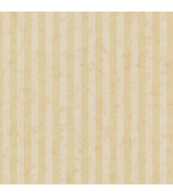 Estella Mustard Textured Stripe Wallpaper Joann