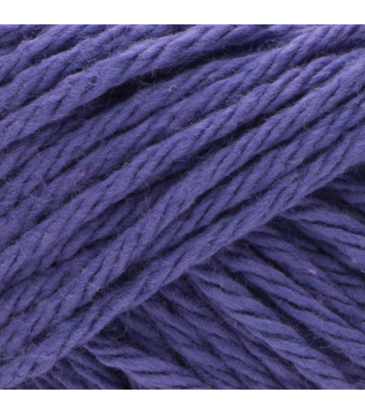 Lily Sugar\u0027n Cream Super Size Yarn, Dark Orchid