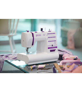Gemini Stitch Sewing Machine