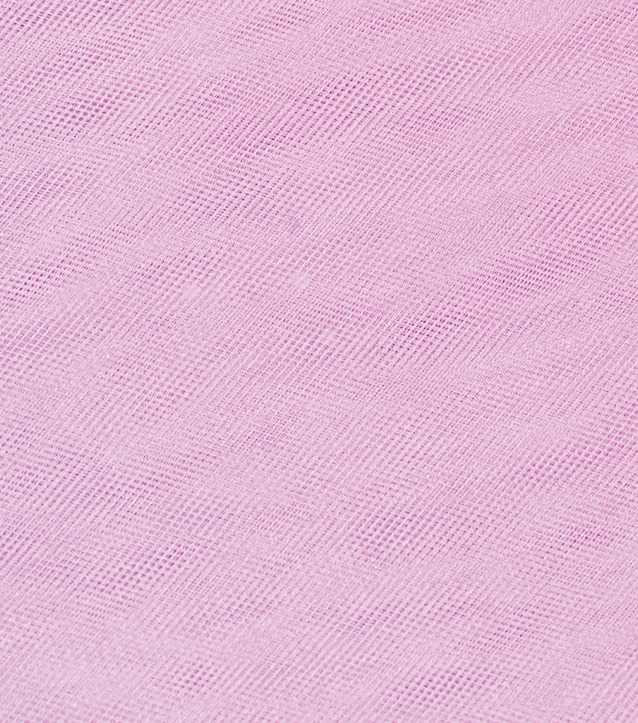 Matte Tulle Fabric, Pastel Lilac