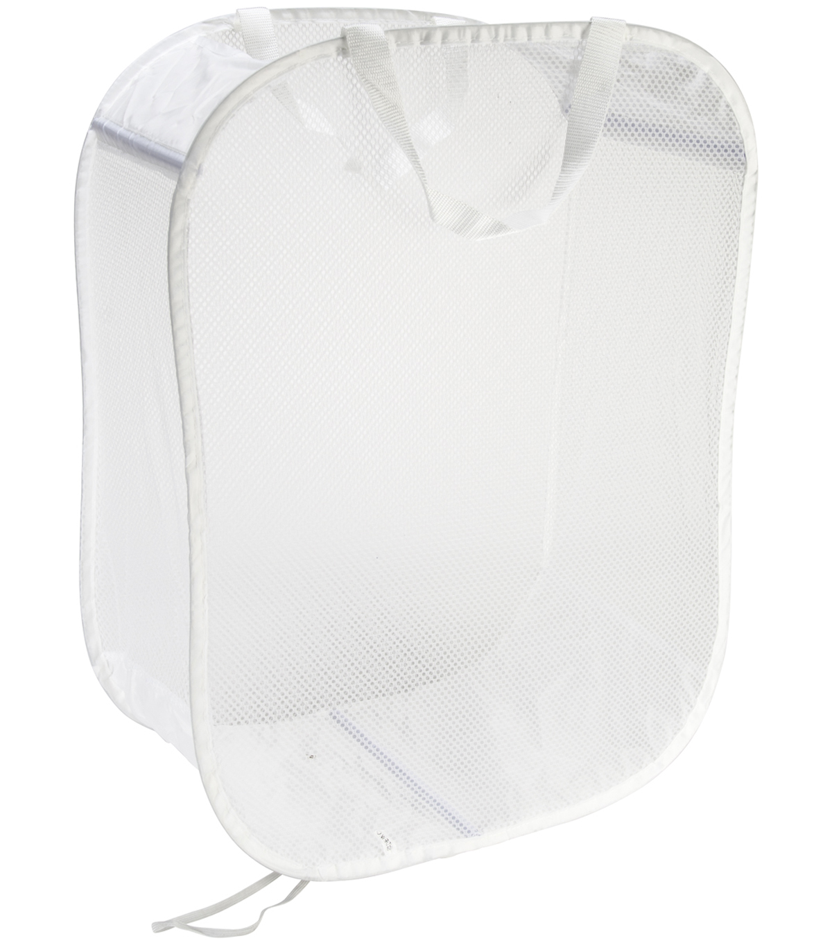 Foldable Standing Carry All 18\u0022X11\u0022X24\u0022-White