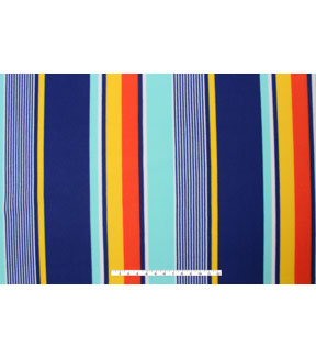 Blizzard Fleece Fabric 59\u0022-Blue Stripe