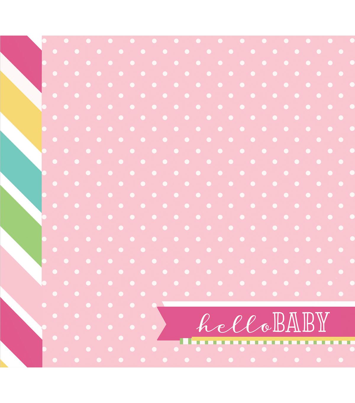 Paper House Flipbook Interactive Album-Baby Girl   JOANN