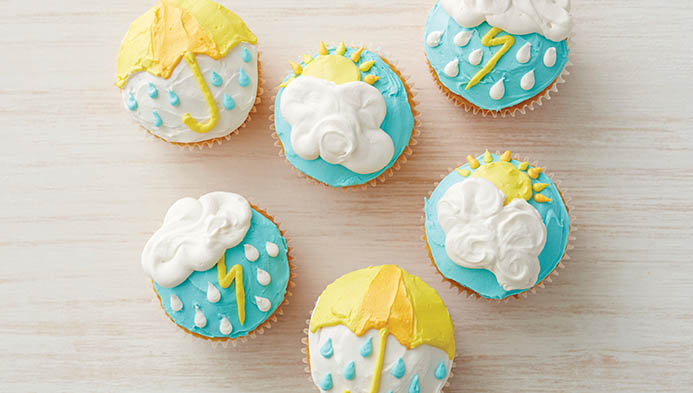 Kids' April Cupcake Of The Month