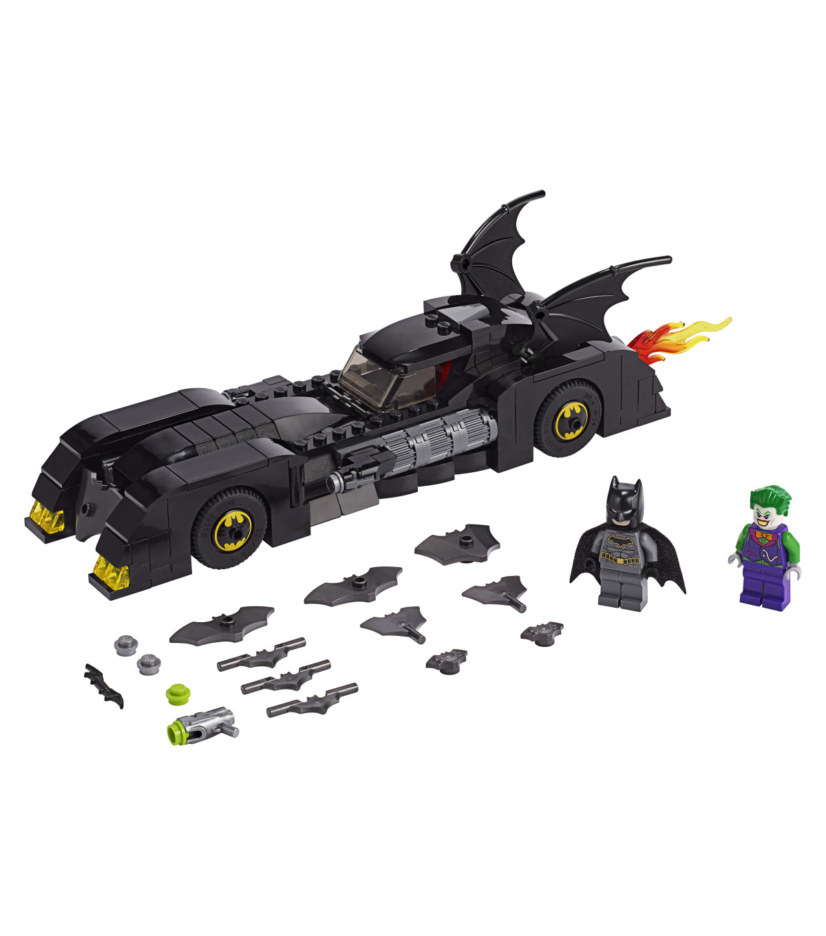 LEGO DC Batman 76119 Batmobile: Pursuit of The Joker