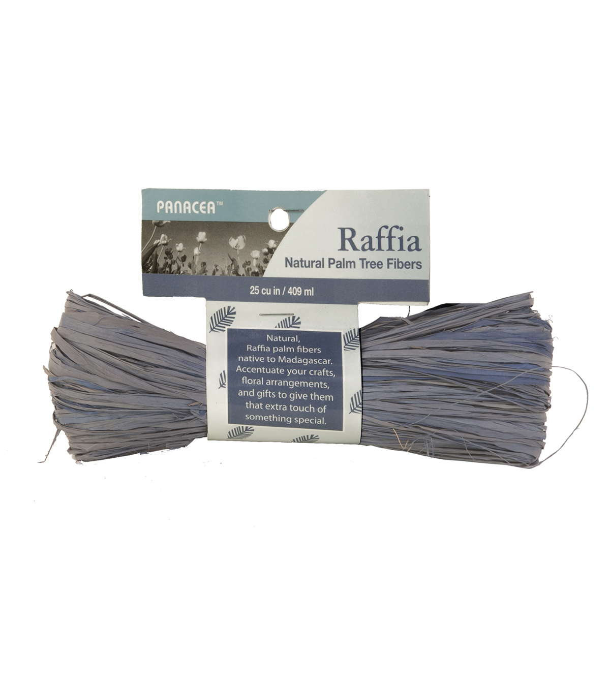 Panacea Products-Blue Raffia
