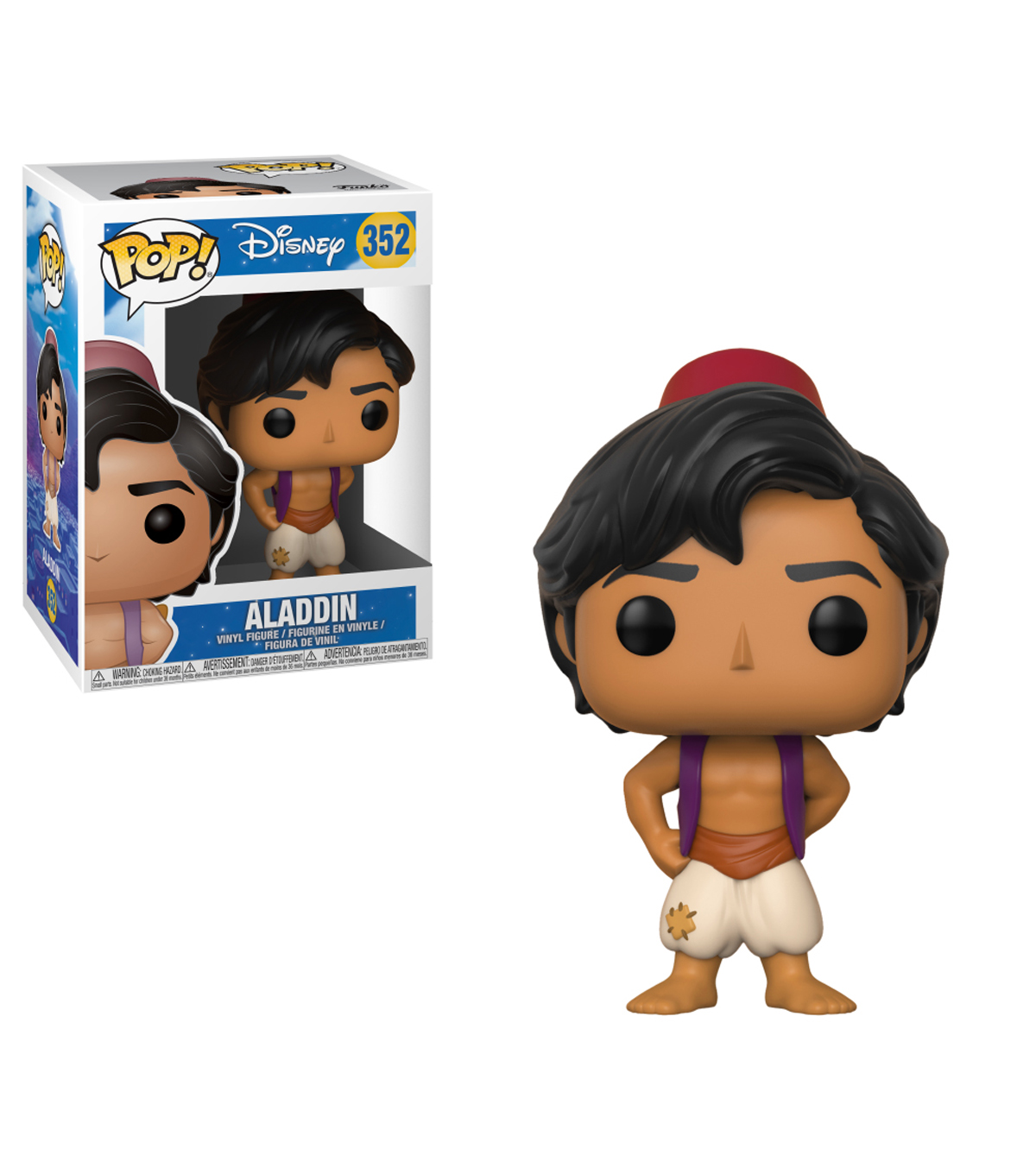Pop! Disney Aladdin Vinyl Figure