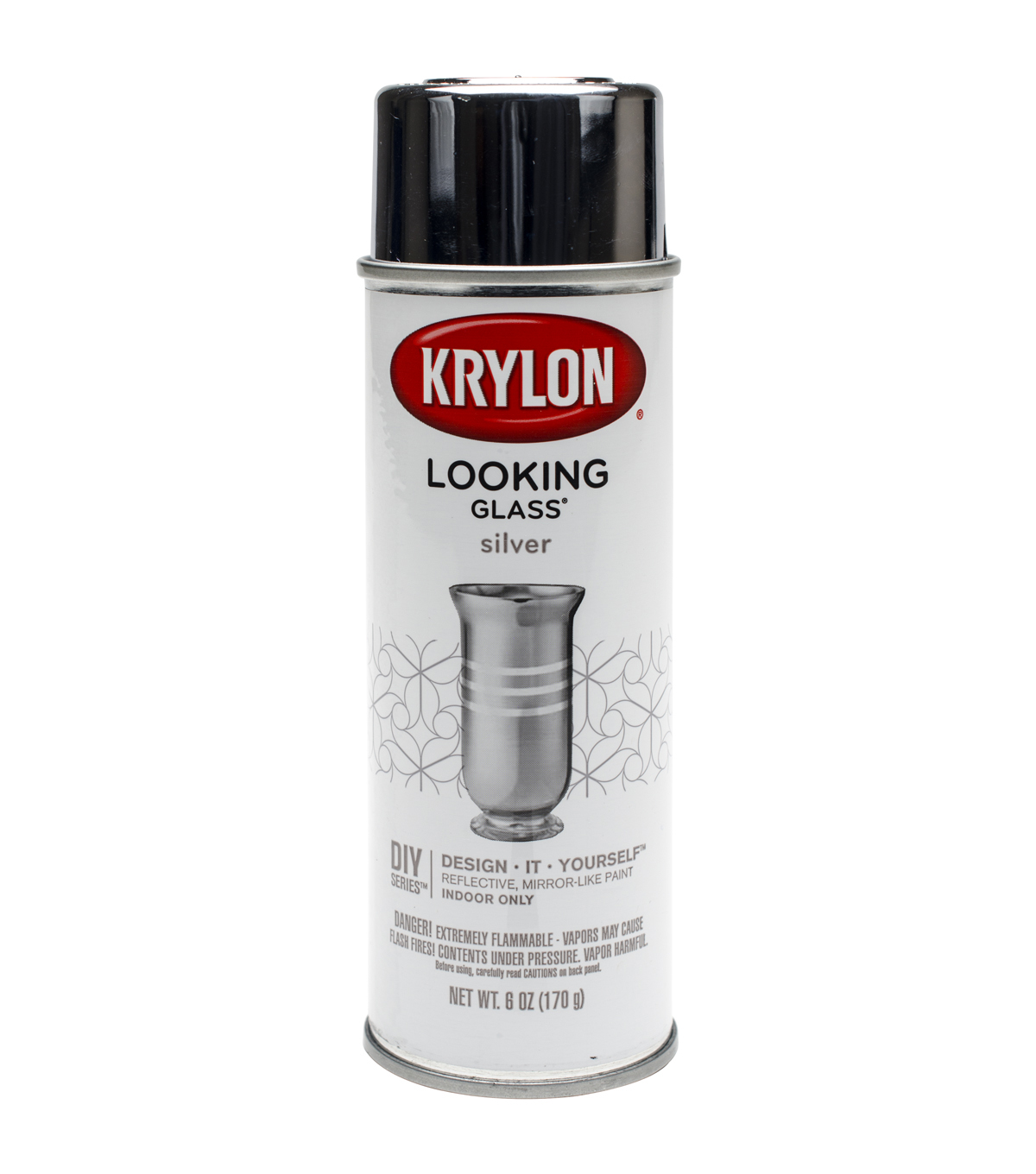 krylon looking glass mirror like spray paint joann
