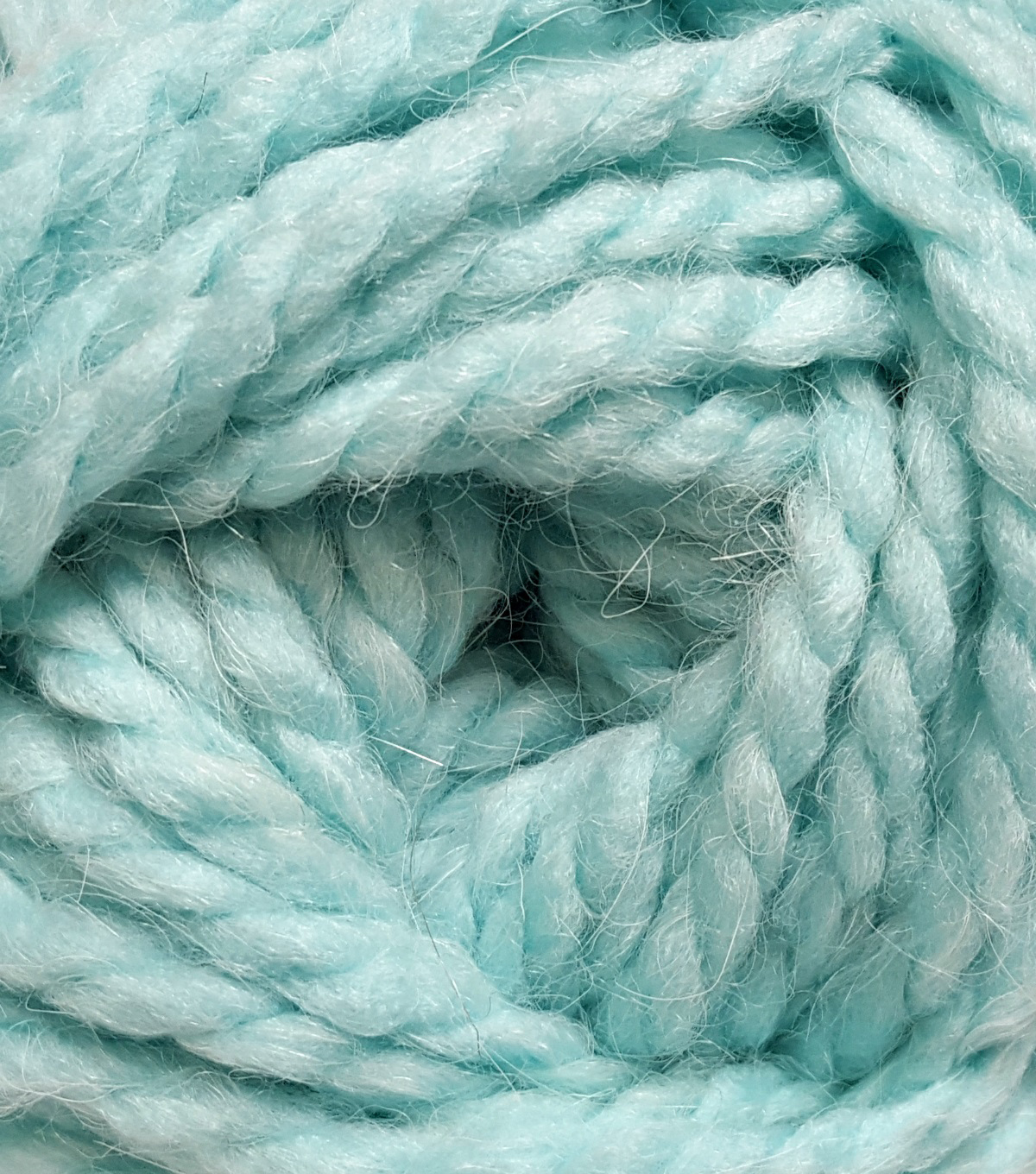 Buttercream Luxe Craft Alpaca Solids Yarn, Iceblue