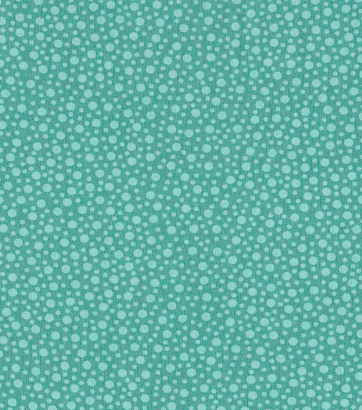 Keepsake Calico Cotton Fabric-Minty Small Dot Blender