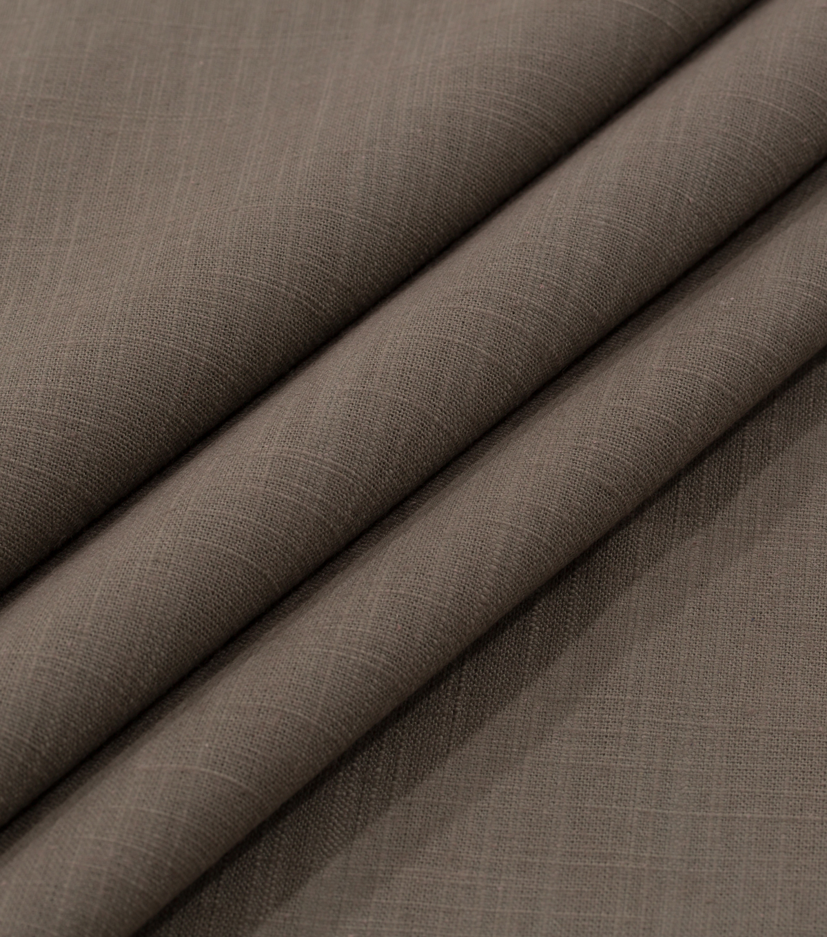 Robert Allen @ Home Lightweight Decor Fabric 54\u0022-Slubbed Weave Truffle