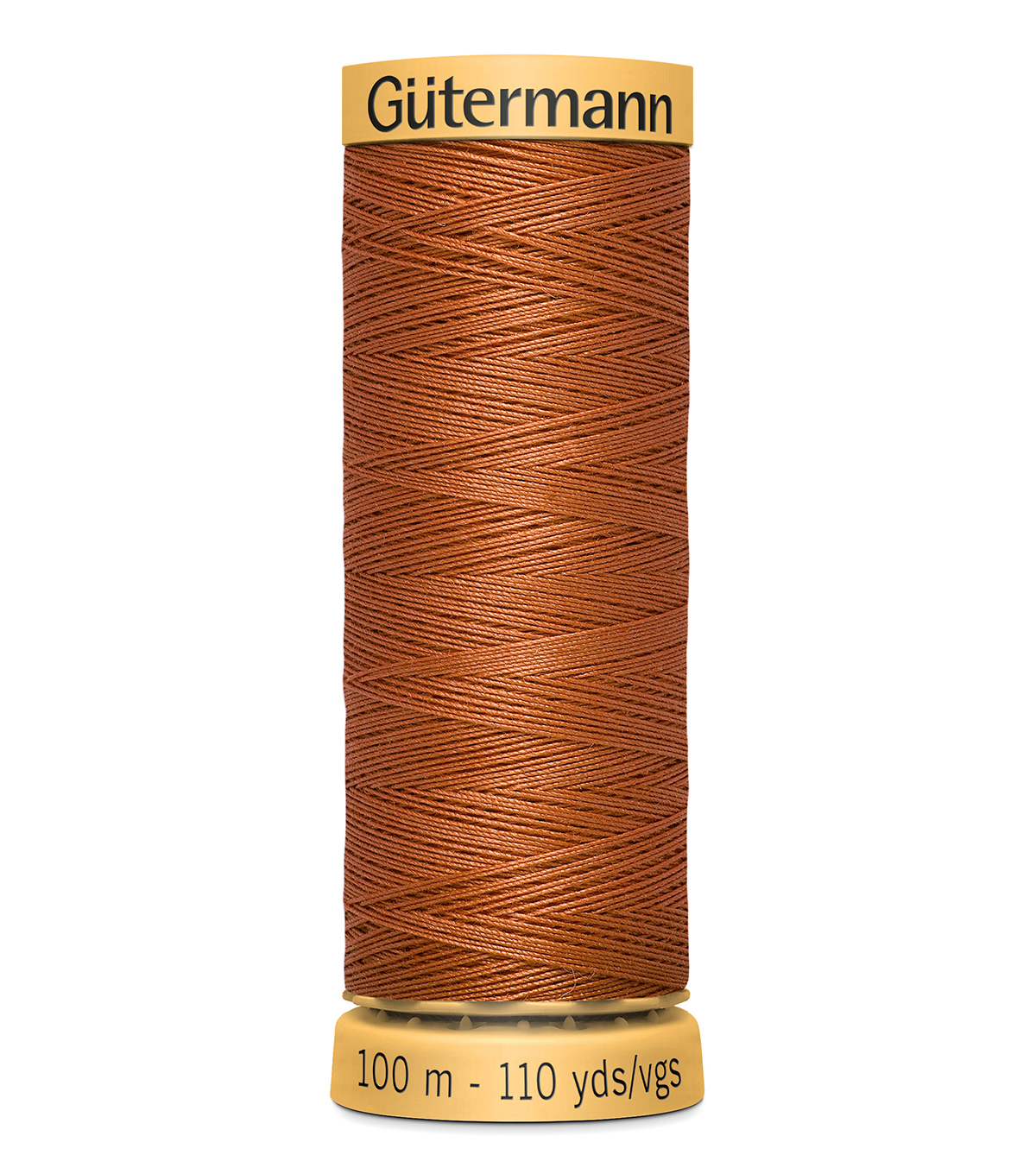 Gutermann Sew All Polyester Thread 110 Yards-Oranges & Yellows , Coral Copp