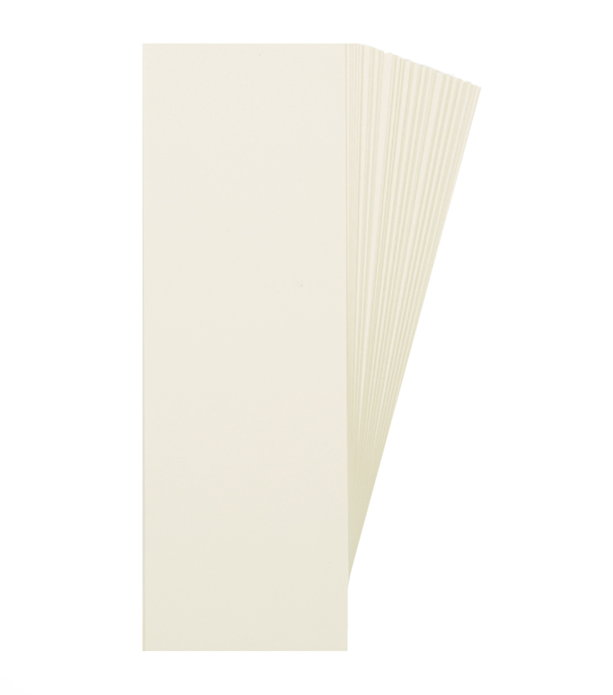 Park Lane 2\u0027\u0027x6\u0027\u0027 Cardstock Bookmarks-Off White