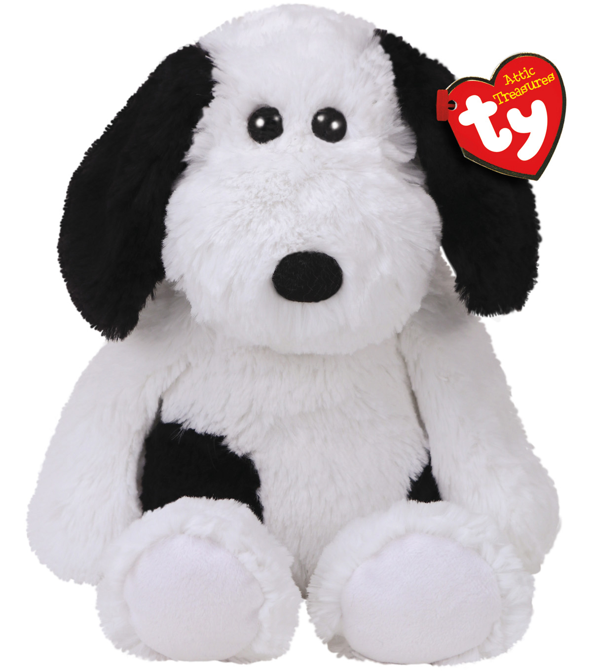 Ty Attic Treasures Plush Muggy Dog