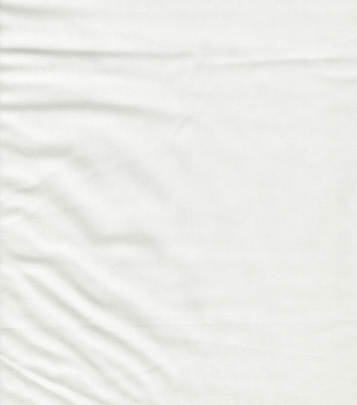 Sew Classic Bottomweight Wrinklease Fabric, White