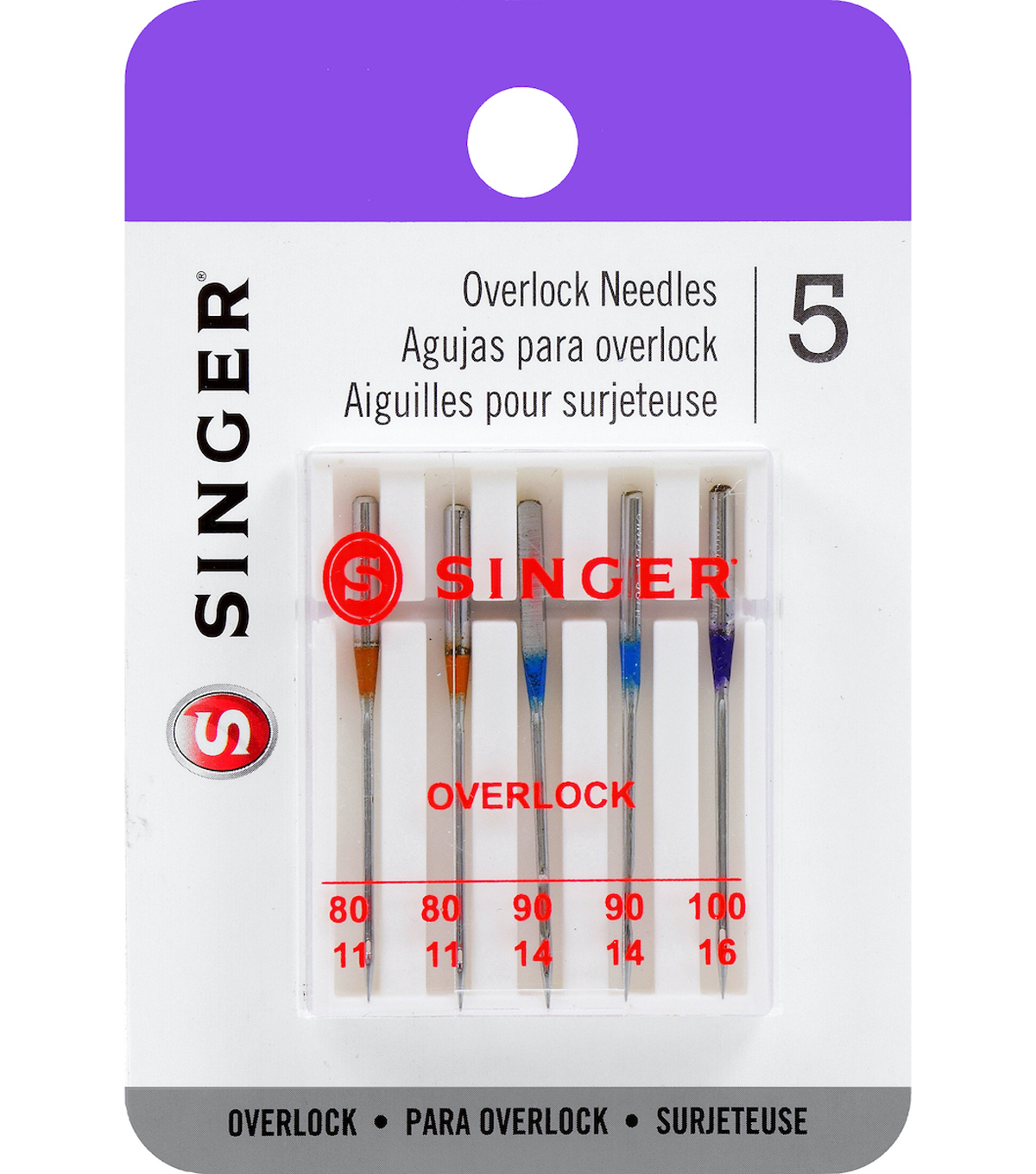 Singer Serger Machine Needle