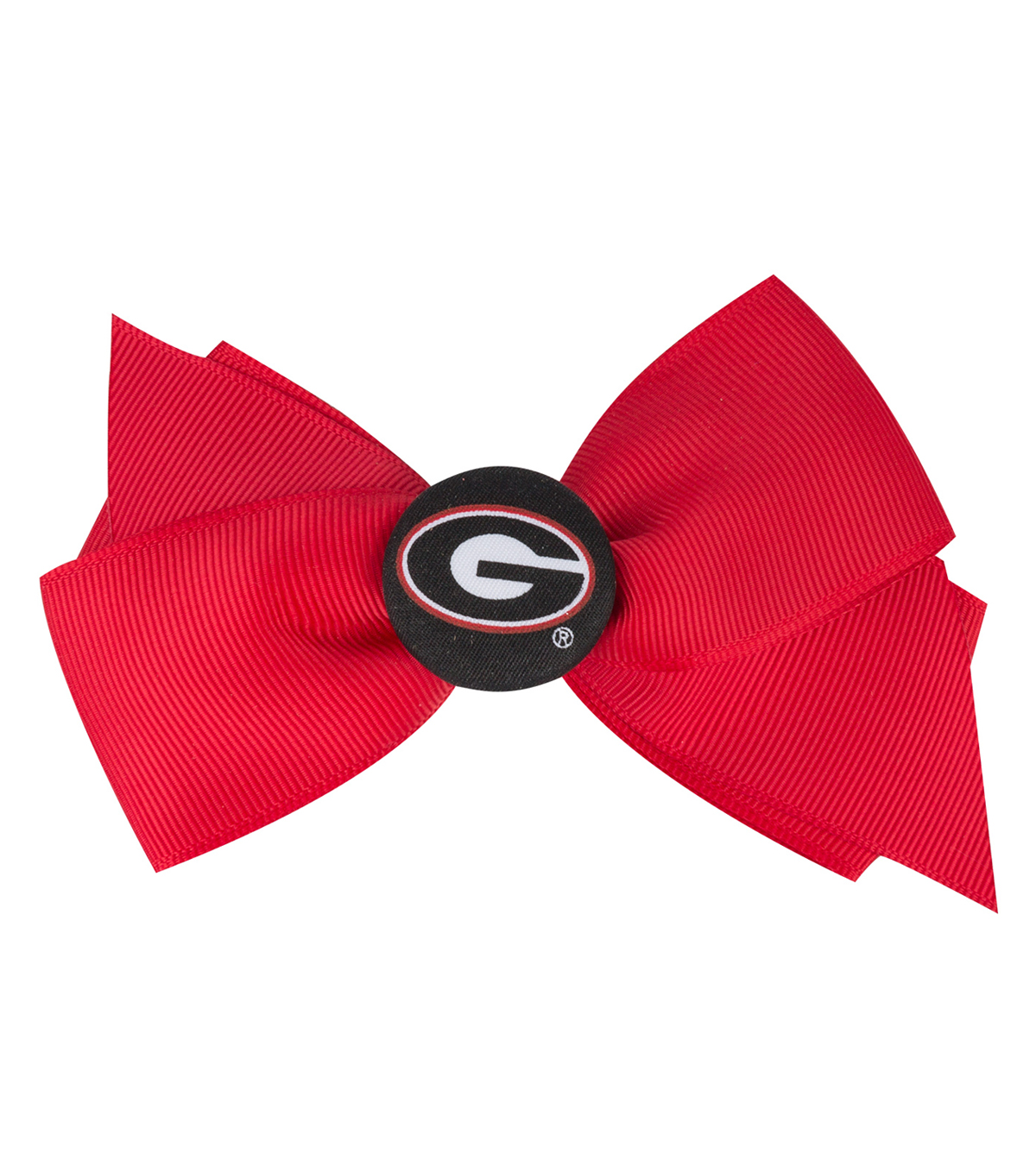 University of Georgia Hair Barrette