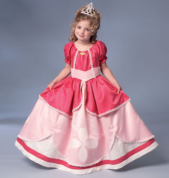 Butterick Pattern B6113-Misses\u0027/Girls\u0027 Floor-Length Costumes