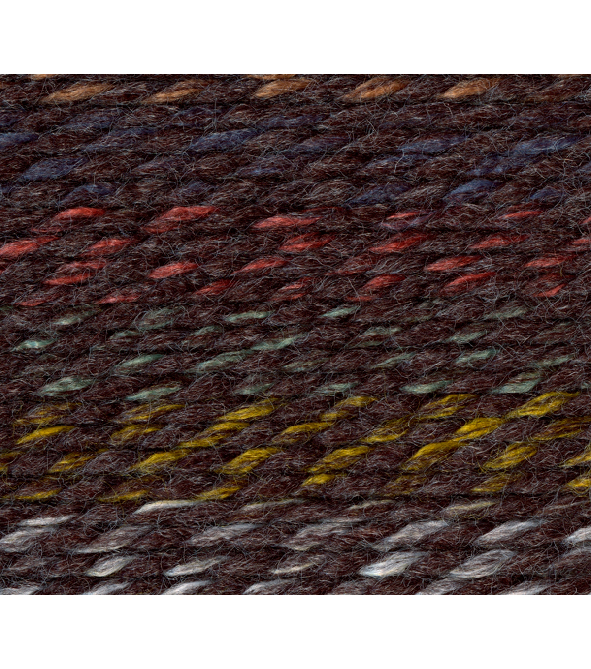 Lion Brand Wool-Ease Thick And Quick Yarn, Bedrock