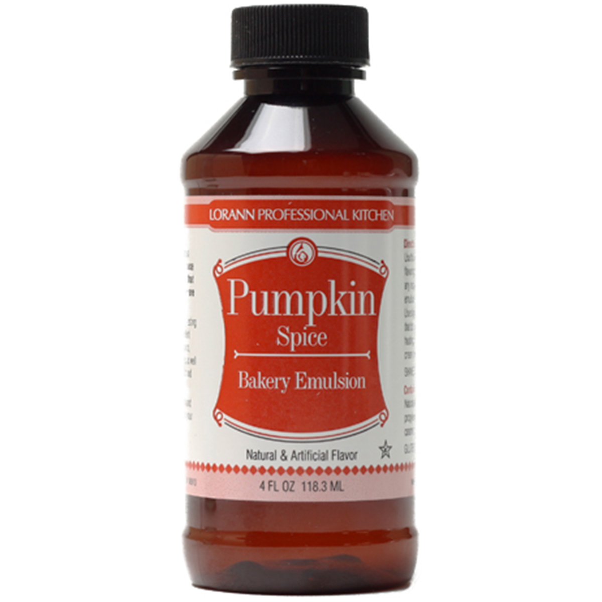 Lorann Oils Bakery Emulsions Natural & Artificial Flavor Pumpkin