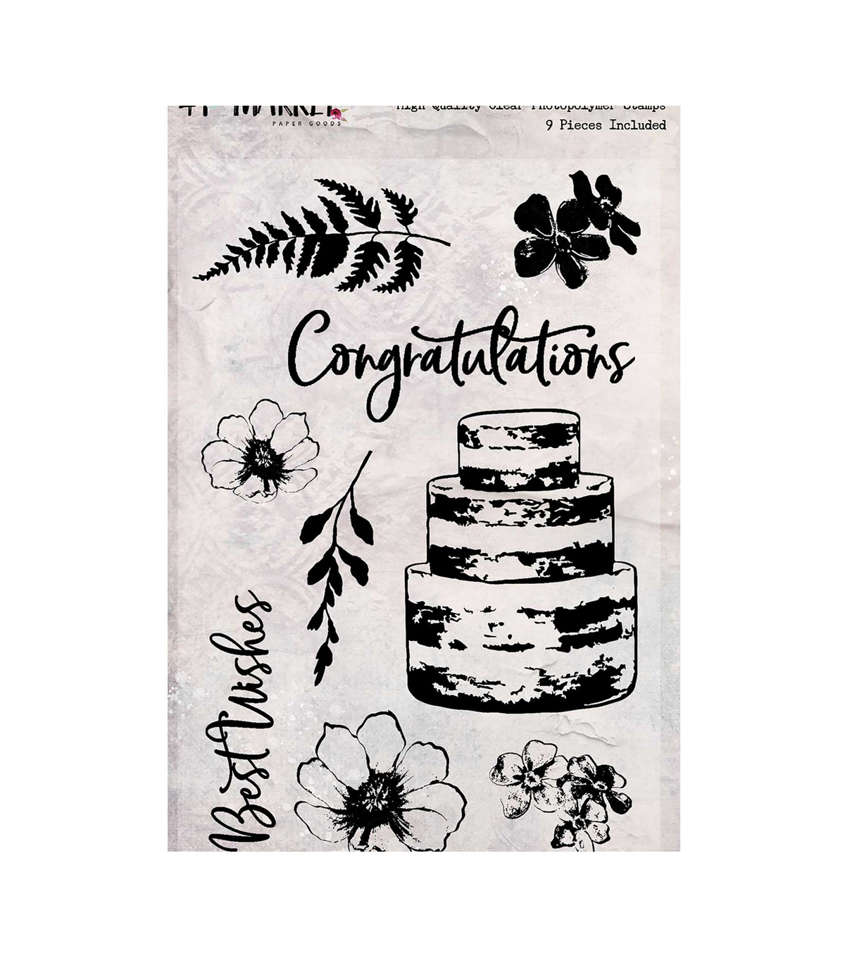 Sweet Reflections Stamp Set-Wedding Wishes