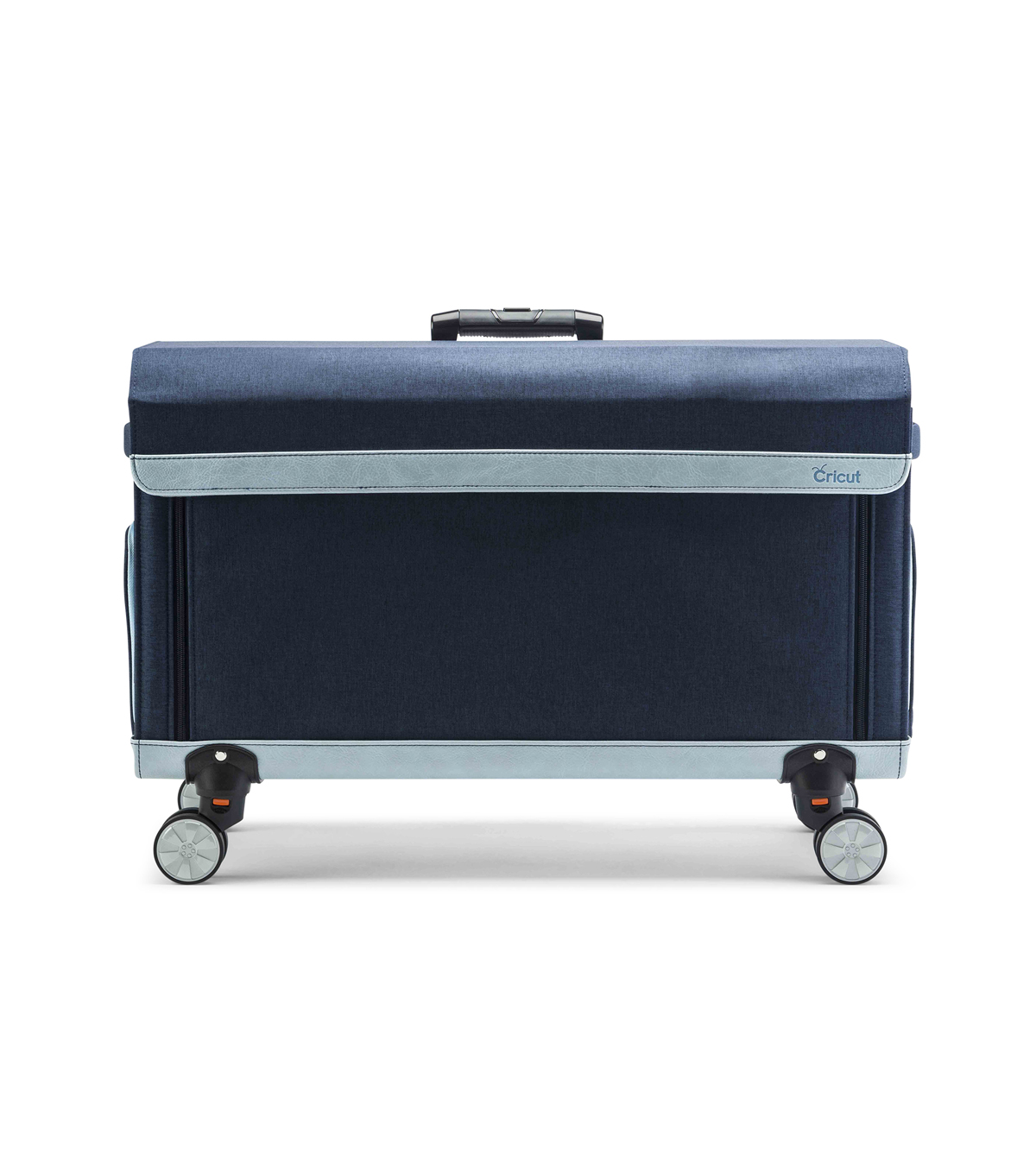 Cricut Rolling Craft Tote-Navy