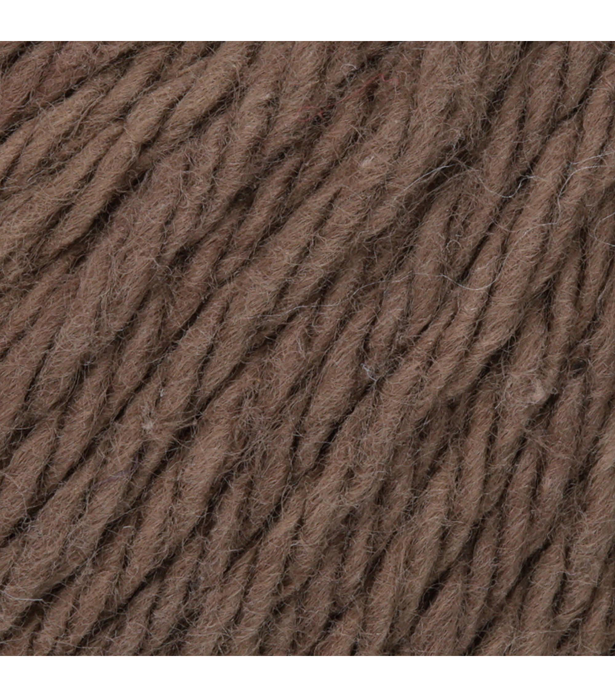 Lily Sugar\u0027n Cream Super Size Yarn, Warm Brown