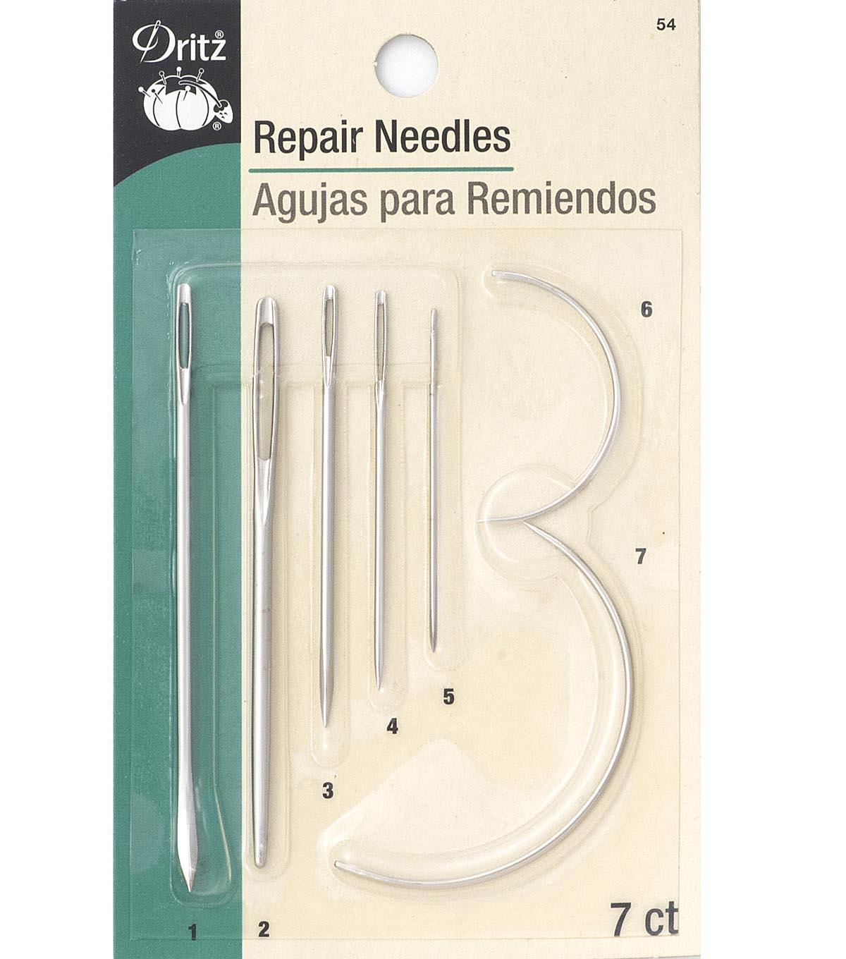 Dritz Needle Repair Kit-7/Pkg