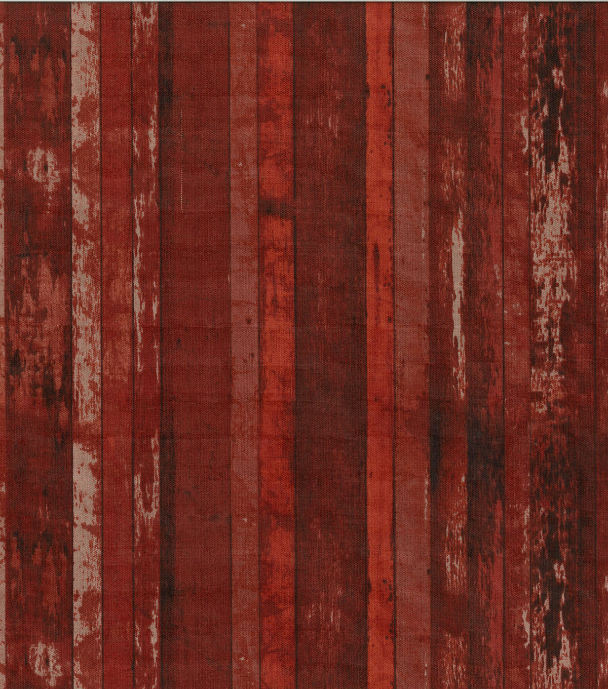 Keepsake Calico Cotton Fabric-Distressed Wood Red