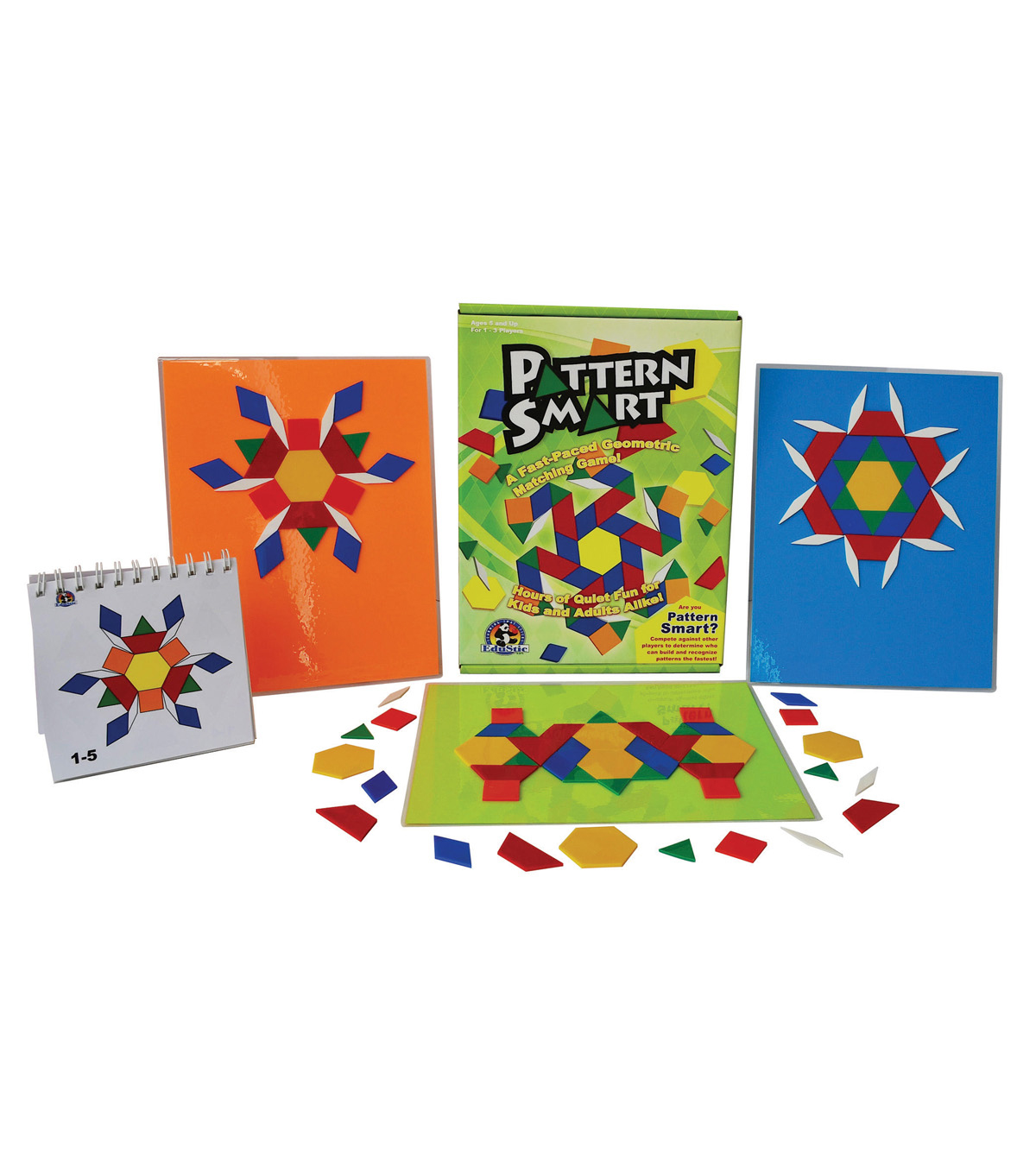 EduStic Pattern Smart Game