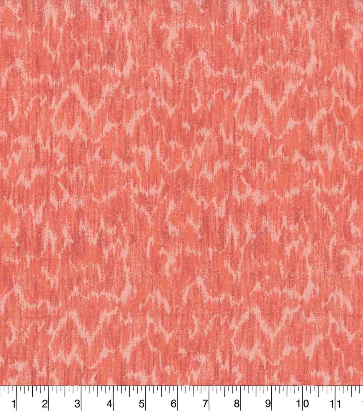 Keepsake Calico Cotton Fabric 44\u0027\u0027-Coral Killona