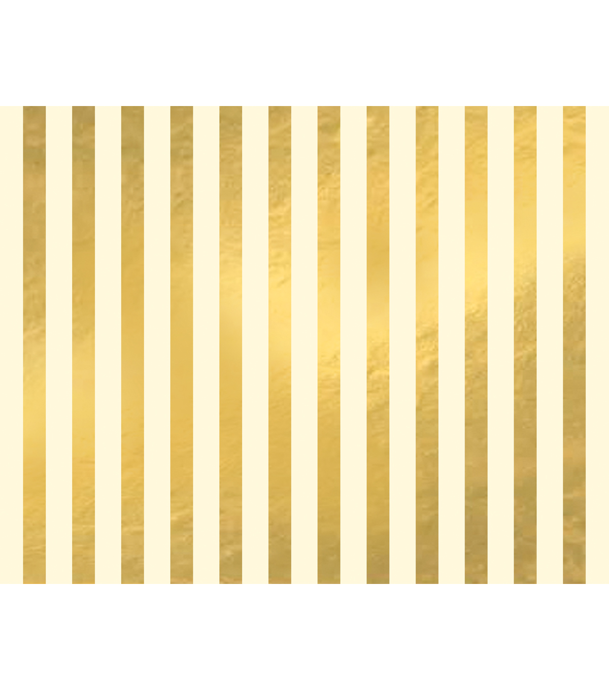 Poster Board-Gold Stripe