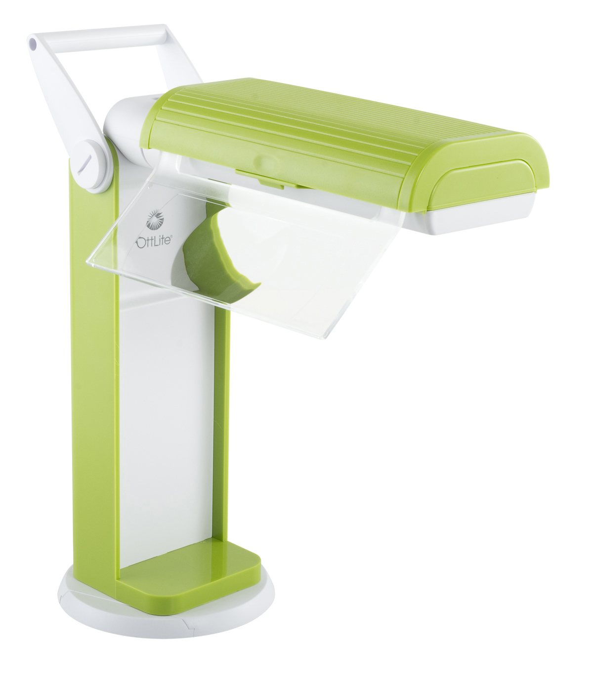 OttLite 13 Watt Task Lamp-Green