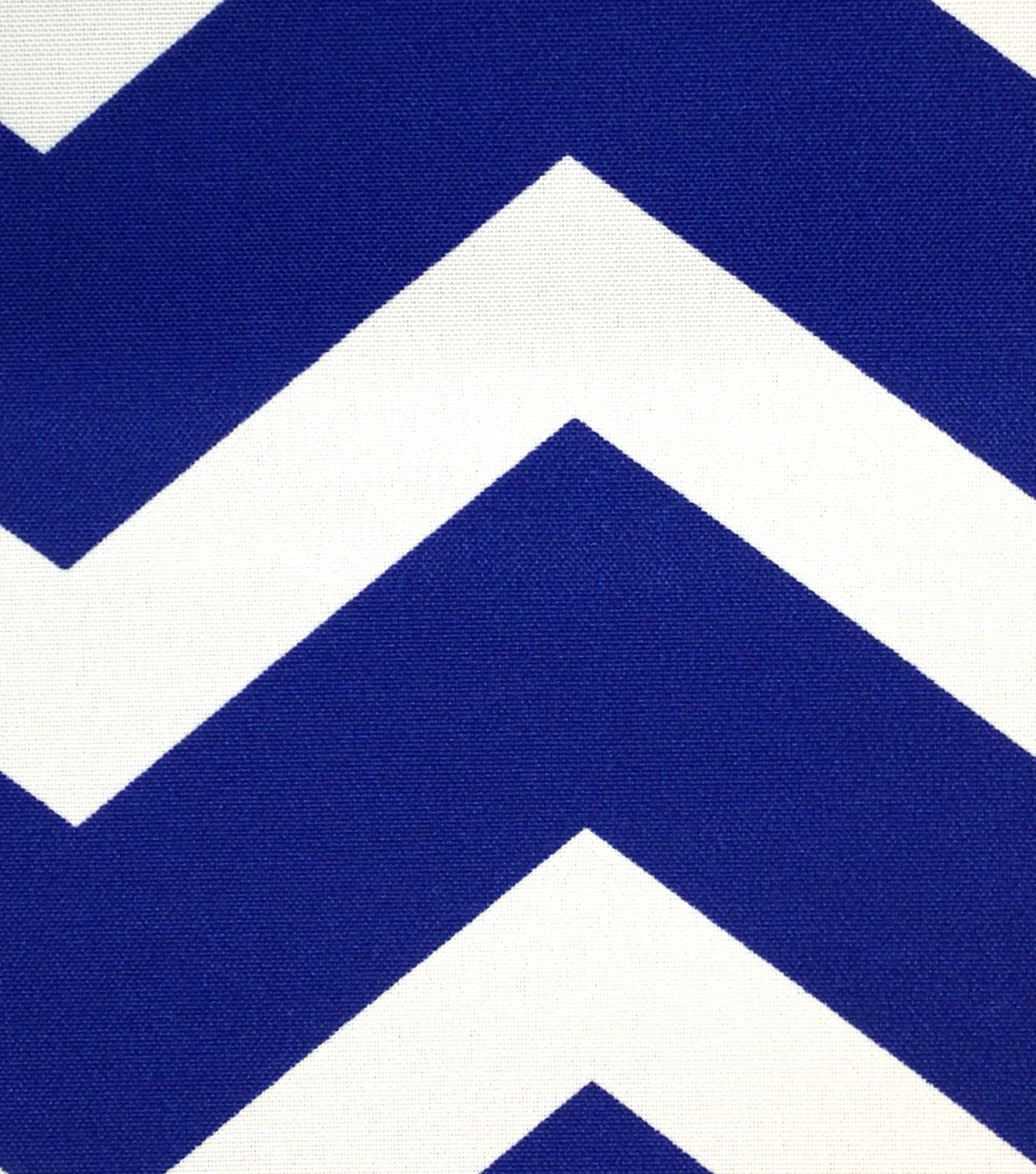 Outdoor Fabric-Chevron Royal