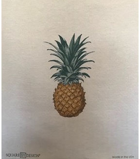 Square By Design Woven Fabric 25\u0022-Pineapple