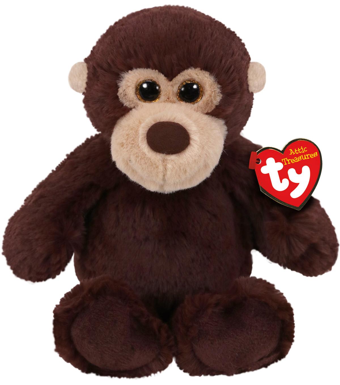 718bbbd2855 TY Beanie Boo Mookie - Monkey