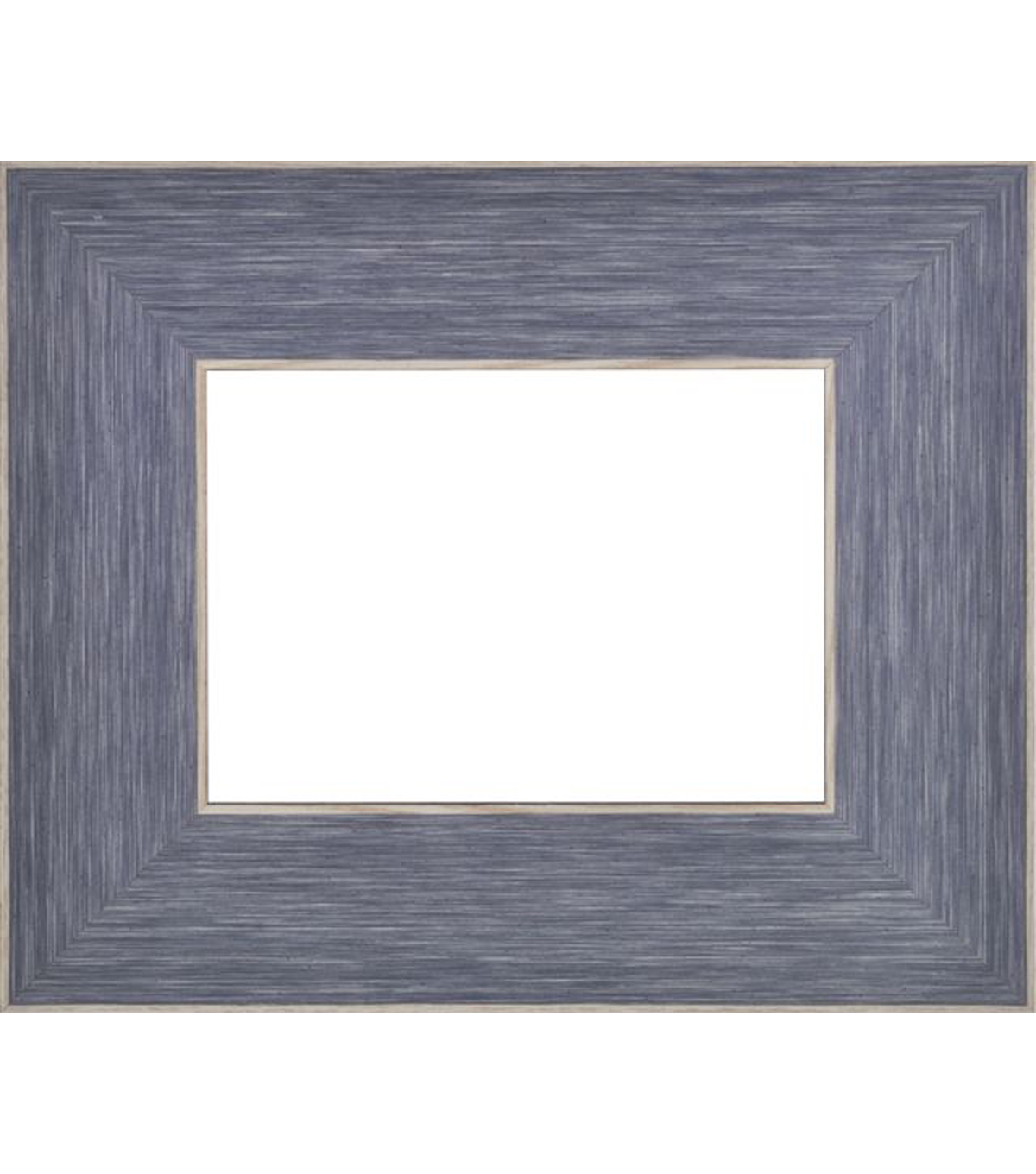 Wall Frame 5X7-Distressed Blue